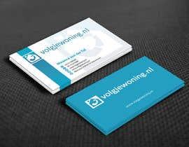 #35 for Ontwerp enkele Visitekaartjes for internet business volgjewoning.nl af mamun313