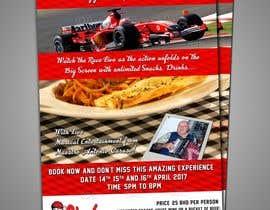 #10 for Formula 1 Event Flyer! by SurendraRathor