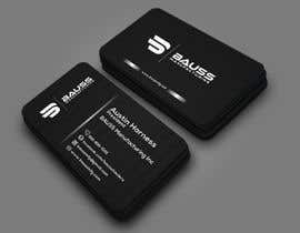 #149 for Design some Legal Business Cards by wadud1100