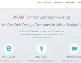 yezdesign tarafından Build a Website için no 2
