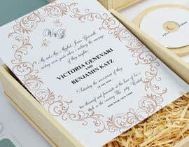 #10 for Design some Wedding Stationery by Creoeuvre