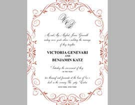 #12 for Design some Wedding Stationery by Creoeuvre
