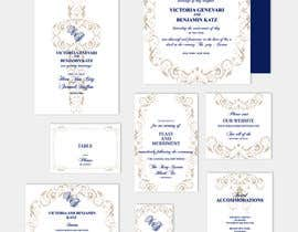 #18 for Design some Wedding Stationery by Creoeuvre
