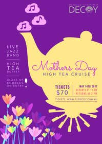 Image of                             Design a Poster for a High Tea c...