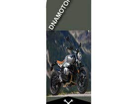 #19 for Motorcycle shop swooper banner design by buleeye99