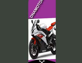 #20 for Motorcycle shop swooper banner design by buleeye99