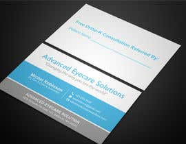 #46 for Design some Referral based Business Cards by BikashBapon