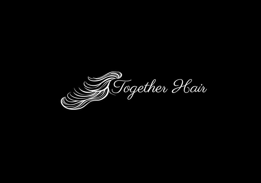 Contest Entry #74 for Together Hair needs a logo