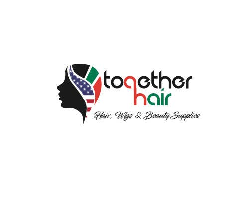 Contest Entry #68 for Together Hair needs a logo