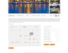 #8 for Design a Hotel Detail View Page by sameenhussain
