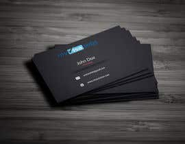 #214 for 1 business card(already has logo) by AntickB