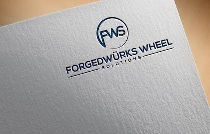 #19 for Forgedwürks Wheel Solutions Logo by immuradahmed