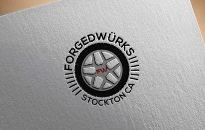 #23 for Forgedwürks Wheel Solutions Logo by jetsetter8