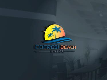 #57 for Cofresi Beach Hotel New Logo by Makkhi