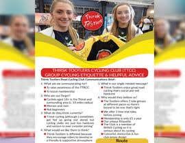 #75 for Cycling Club Flyer add promotion by monir7554