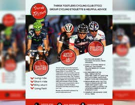 #26 for Cycling Club Flyer add promotion by Naemf