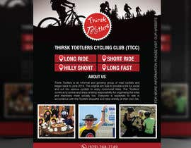 #86 for Cycling Club Flyer add promotion by rafaislam