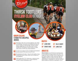 #99 for Cycling Club Flyer add promotion by lowie14