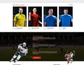 #10 for Hockey Training Center Website by responsivecoder