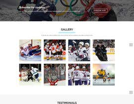#21 for Hockey Training Center Website by JohnyCode
