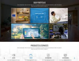 #38 for Create a WordPress Template - Website for our Small Business by adixsoft