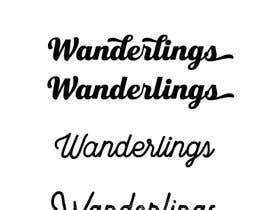 "#247 for Design a Logo - ""Wanderlings"" by stuartcorlett"