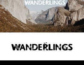 "#438 for Design a Logo - ""Wanderlings"" by aFARTAL"