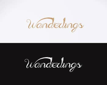 """#377 for Design a Logo - """"Wanderlings"""" by theS2dio"""