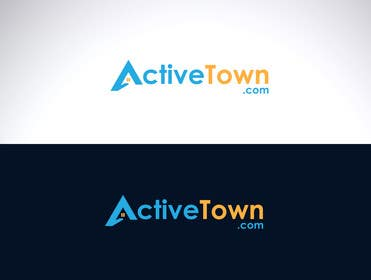 #15 for activetown.com logo design. by theS2dio