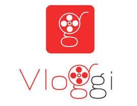 #37 for Vloggi app logo design by hamt85