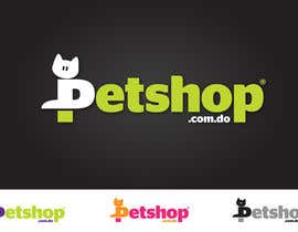 #520 para Logo Design for petshop.com.do por DesignPRO72