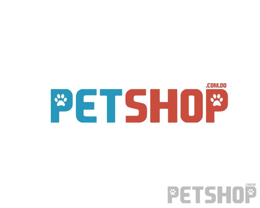 Penyertaan Peraduan #483 untuk Logo Design for petshop.com.do