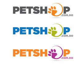 nº 151 pour Logo Design for petshop.com.do par dyymonn