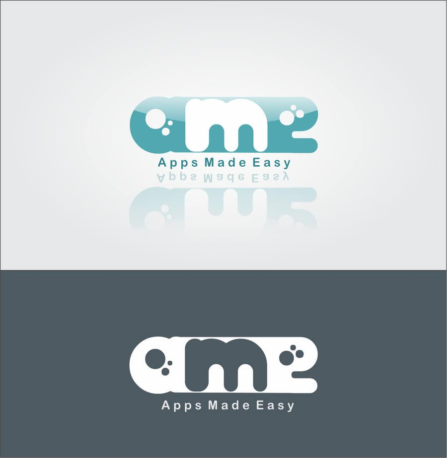Contest Entry #41 for Design a Logo and strapline for Apps Made Easy (AME)