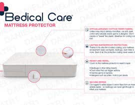 #14 for Design a 3d model infographic for our mattress protector by danielatr1