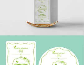 #43 for Beautiful and Classy Product Labels by ghielzact