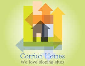 #172 cho Logo Design for Corrion Homes bởi sharmalways4u