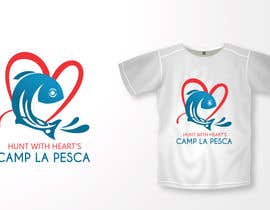 #14 for Design a Fishing Camp Logo by jhoa48