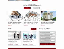 #16 for Design a Website Mockup for an Office Condominium Website  Redesign by bddesign9