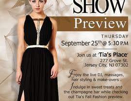 zinebzeno tarafından Fall Fashion Preview Promotional Flyer & Postcard için no 28