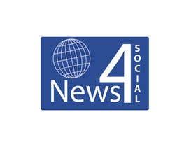 #93 for News4Social Logo Design by Elyott