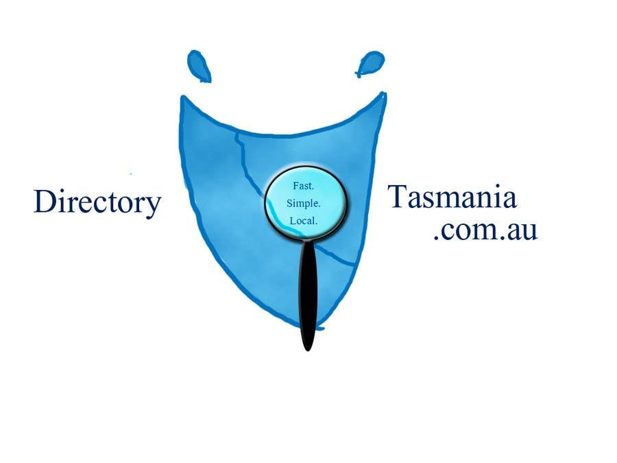 Inscrição nº                                         141                                      do Concurso para                                         Logo Design for Directory Tasmania