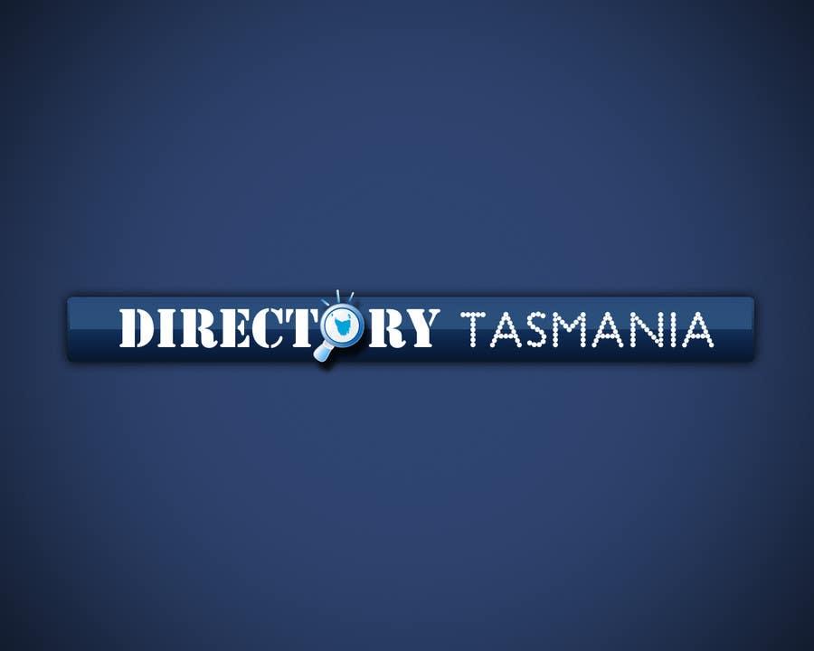 Inscrição nº                                         358                                      do Concurso para                                         Logo Design for Directory Tasmania