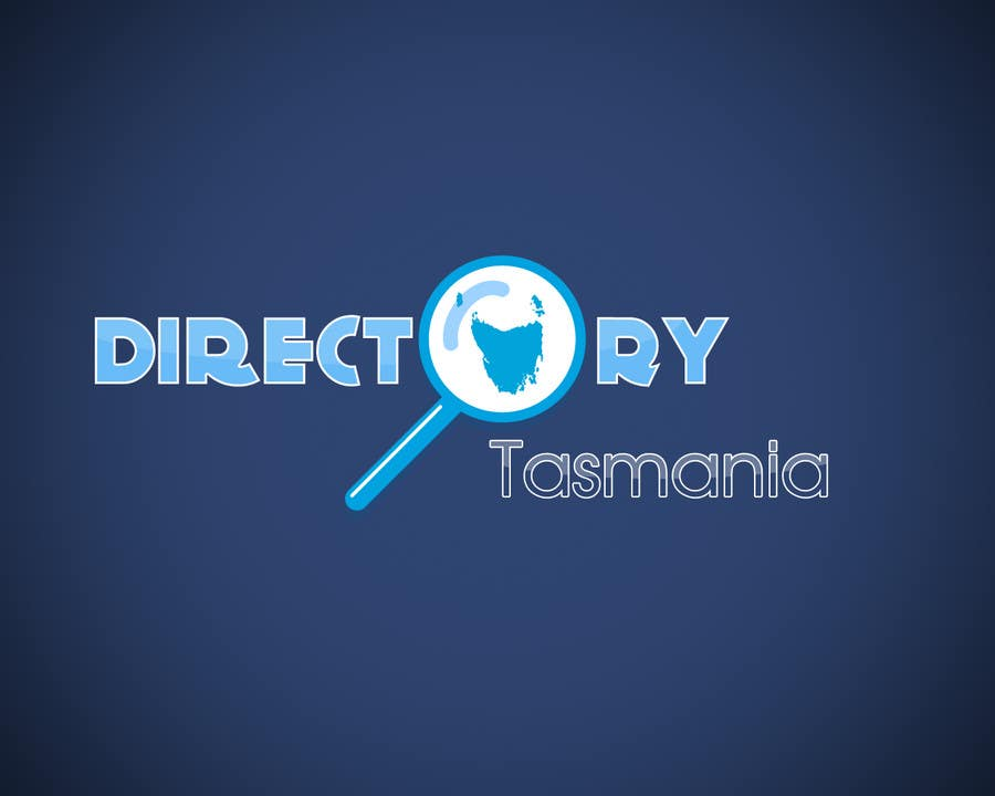 Inscrição nº                                         345                                      do Concurso para                                         Logo Design for Directory Tasmania