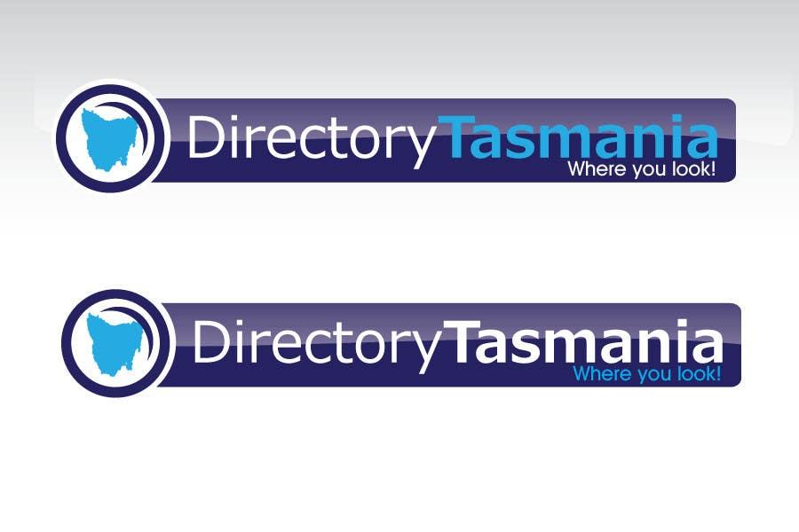 Inscrição nº                                         375                                      do Concurso para                                         Logo Design for Directory Tasmania