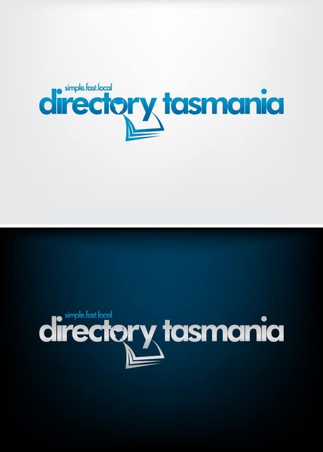 Inscrição nº                                         259                                      do Concurso para                                         Logo Design for Directory Tasmania