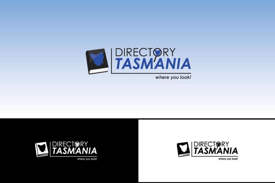 Inscrição nº                                         188                                      do Concurso para                                         Logo Design for Directory Tasmania