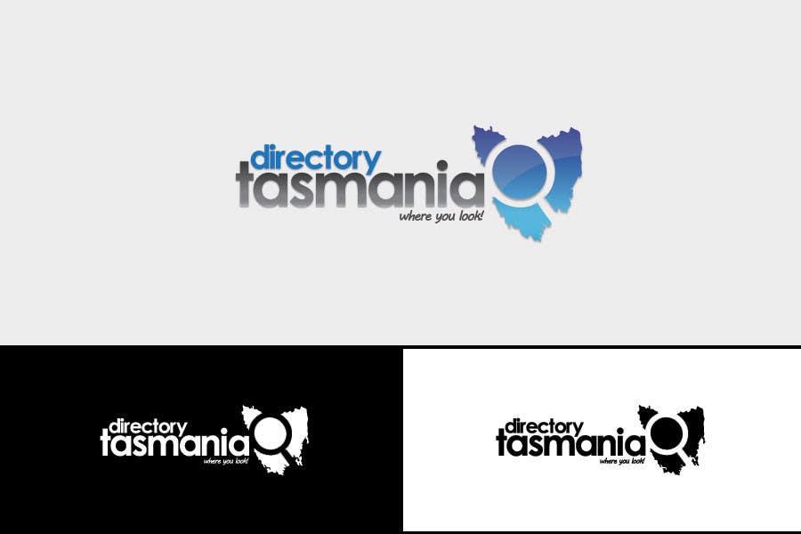 Inscrição nº                                         469                                      do Concurso para                                         Logo Design for Directory Tasmania