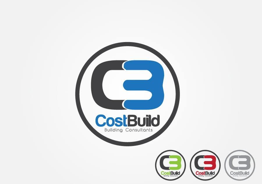 Kilpailutyö #321 kilpailussa Logo Design for CostBuild