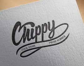 #197 for Design a Vintage Badge Style Logo for Chippy by ashfarullah